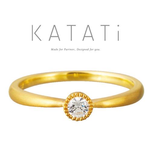 カタチの婚約指輪でMJK-11