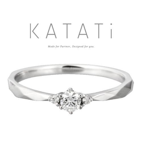 カタチの婚約指輪でMJK-15