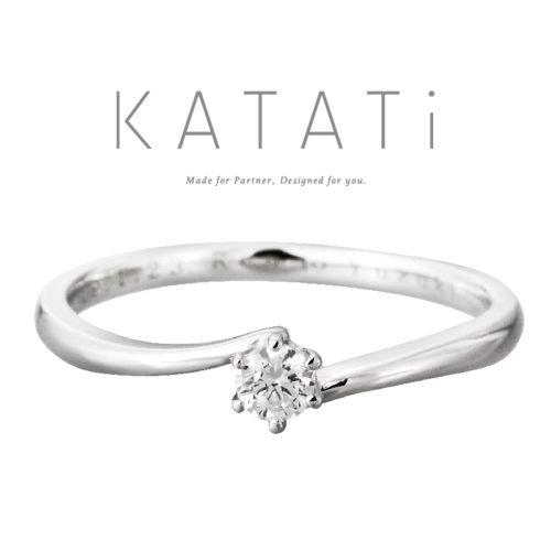 カタチの婚約指輪でMJK-5