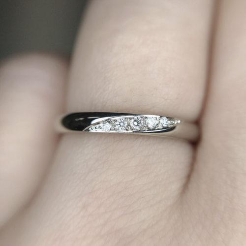 ロイヤルアッシャーWRA066/WRB076、ロイヤルアッシャー結婚指輪、