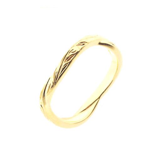 リナモアの結婚指輪で004