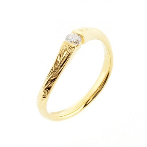 リナモアの婚約指輪で010