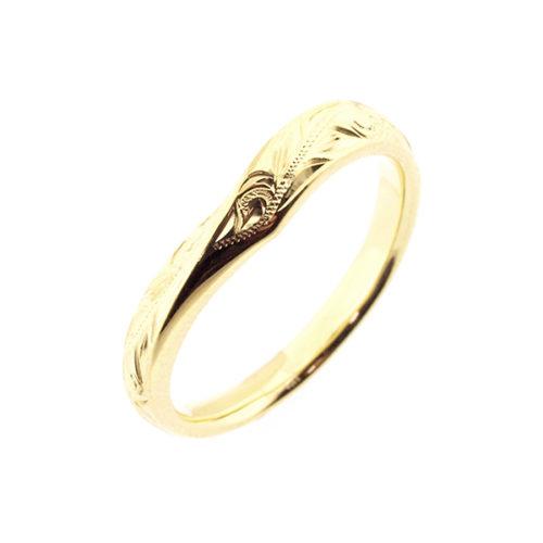 リナモアの結婚指輪で005