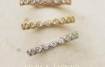 結婚指輪のユカホウジョウBloom