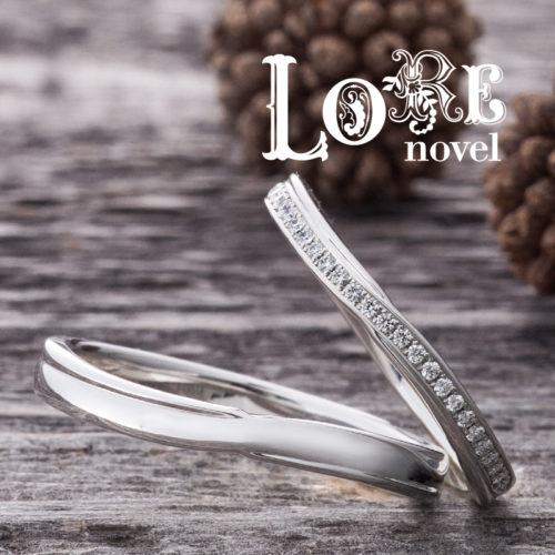 ロアノベルの結婚指輪でティッカオム