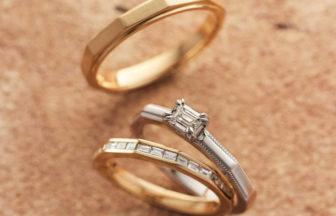 ORECCHIOオレッキオの婚約指輪と結婚指輪
