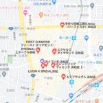 【浜松市】結婚指輪を探すに回るべきお店とは?〈浜松市結婚指輪探しルートマップ〉
