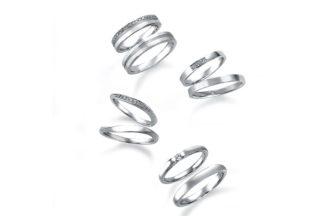 モニッケンダムの結婚指輪、シンプル、華やか、結婚指輪、マリッジリング