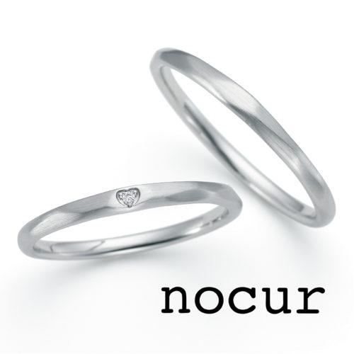 ノクルの結婚指輪でCN-638/639
