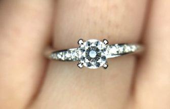 モニッケンEN05,モニッケン婚約指輪