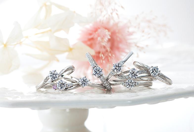 婚約指輪の種類