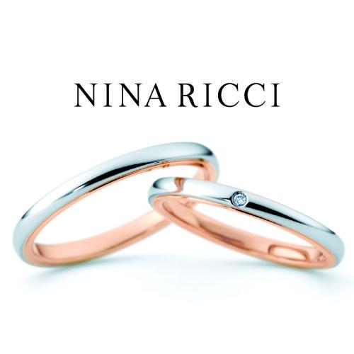 ニナリッチの結婚指輪で6R1F01/F02