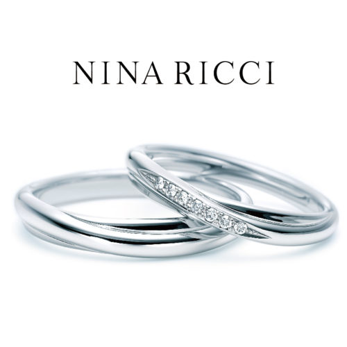 ニナリッチの結婚指輪で6R1Q01/Q02