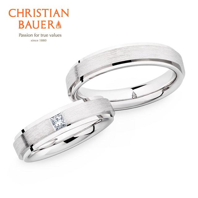 クリスチャンバウアーの結婚指輪でNo.241180