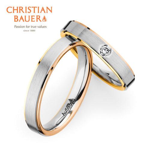 CHRISTIAN BAUER No.241282/No.273638