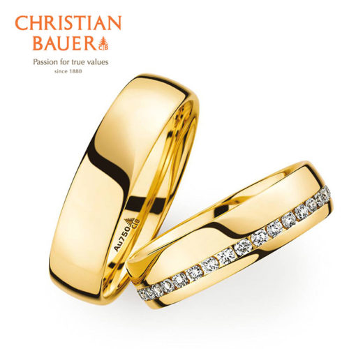 CHRISTIAN BAUER No.246725/No.270952
