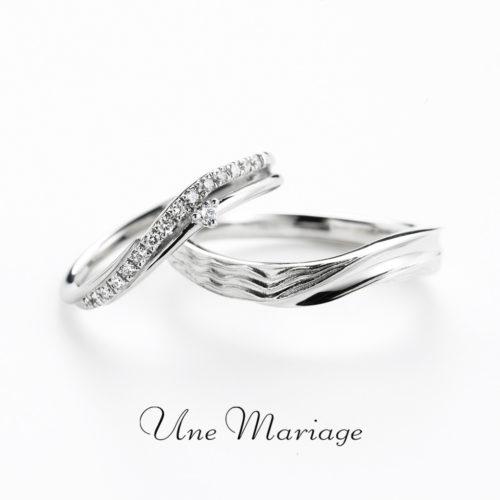 UneMariageアンマリアージュの結婚指輪ポンセ