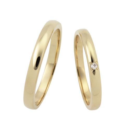 プルーヴの結婚指輪でLU00006/00001