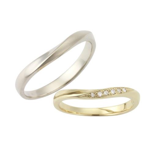 プルーヴの結婚指輪でLU00031/00038