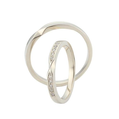 プルーヴの結婚指輪でLU00058/00053