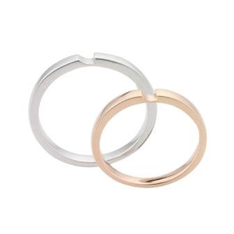 プルーヴの結婚指輪でLU00070/00062