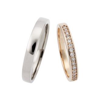 プルーヴの結婚指輪でLU00079/00072