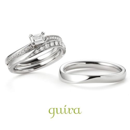 ORECCHIOオレッキオの婚約指輪