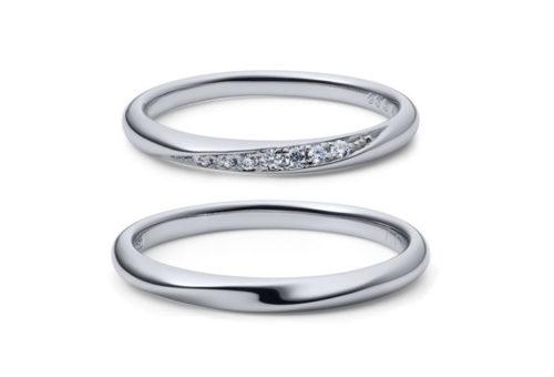 星の砂結婚指輪人気
