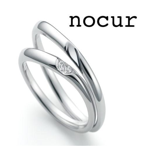 ノクルの結婚指輪でCN059/060