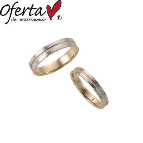 オフェルタの結婚指輪でフラール・クレエール