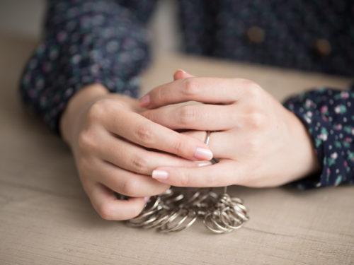 リングゲージリング 婚約指輪 の サイズ