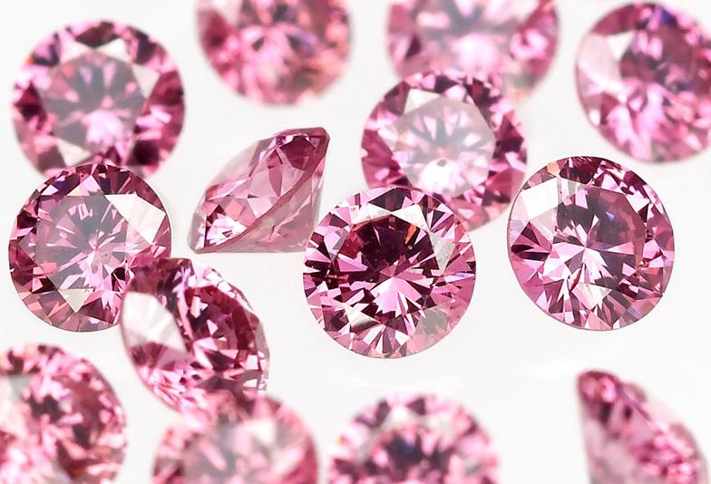 ピンクダイヤモンドを取り扱うgarden梅田