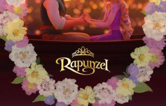 ディズニープリンセスラプンツェルのイメージ