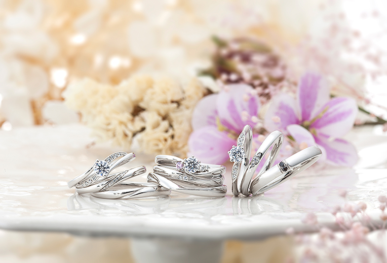 モナムール結婚指輪