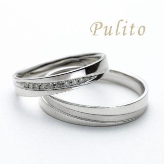 プリートの結婚指輪でピサ