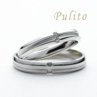プリートの結婚指輪でラヴェロ