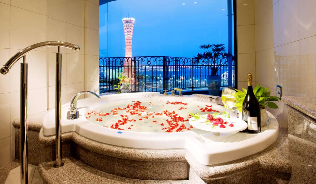 神戸のおすすめのプロポーズスポットでホテルラ・スイート