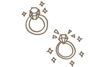 【神戸三ノ宮】ジュエリーリフォームで婚約指輪が生まれ変わります