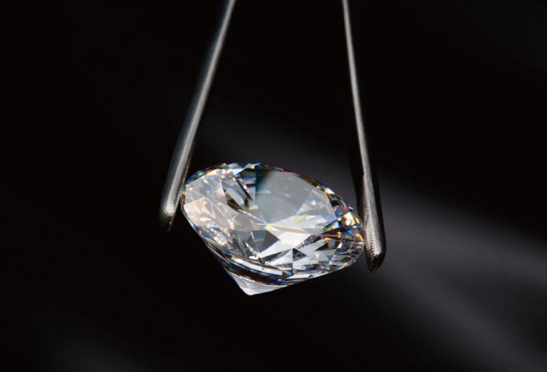 高品質なダイヤモンド