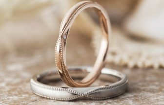 結婚指輪,結婚指輪ピンクゴールド,
