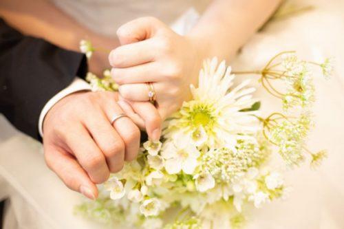 婚約指輪・結婚指輪重ねづけ