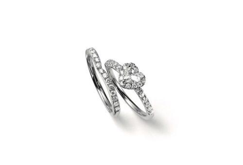 ポンテヴェキオ,ポンテヴェキオ結婚指輪,パヴェ結婚指輪