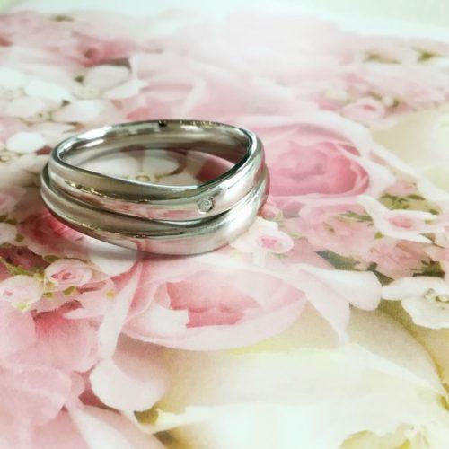 プラチナ結婚指輪