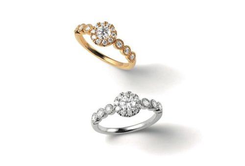ポンテヴェキオ,ポンテヴェキオ婚約指輪,ポンテヴェキオ婚約指輪ゴージャス