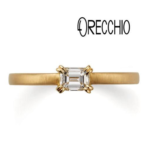 横浜で人気の婚約指輪でオレッキオ
