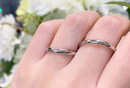 結婚指輪,結婚指輪シンプル,結婚指輪ロイヤルアッシャー,