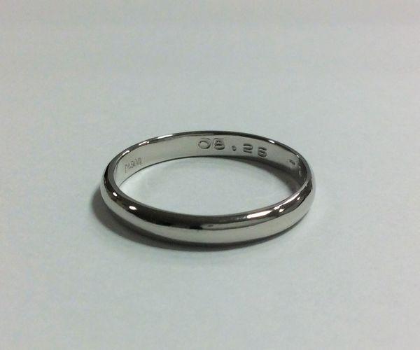 姫路手作り結婚指輪