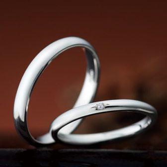 シェールラヴの結婚指輪でアイビー