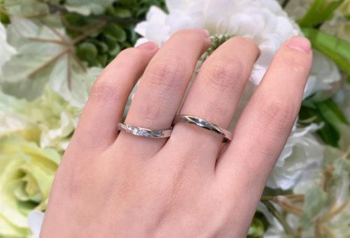 ロイヤルアッシャー結婚指輪,ロイヤルアッシャーWRA027WRB037,