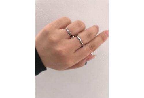 ロイヤルアッシャーWRA027/WRB037、ロイヤルアッシャー結婚指輪、